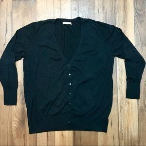 3/$12 Black old navy cardigan